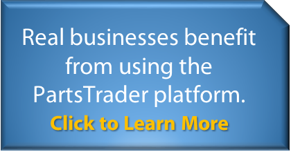 Real businesses benefit from using the PartsTrader platform.